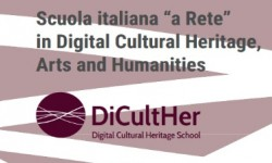 Digital Cultural Heritage, Arts and Humanities Digital Cultural Heritage, Arts and Humanities