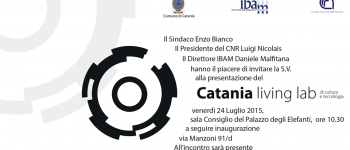 Catania Living Lab