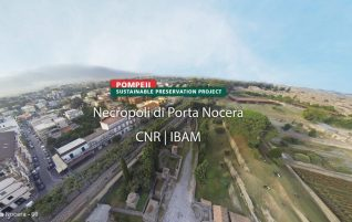 Pompei Sustainable Preservation Project: le attività dell'IBAM